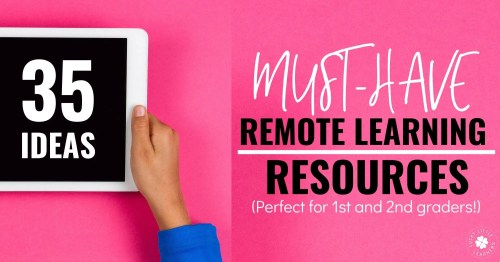 small resolution of 35 Useful Remote Learning Resources - Lucky Little Learners
