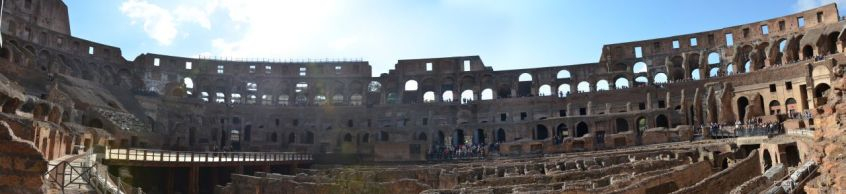 Roma (42) Colloseum Pano