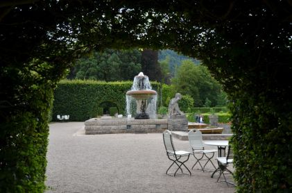 Gönneranlage mit Rosengarten Baden-Baden