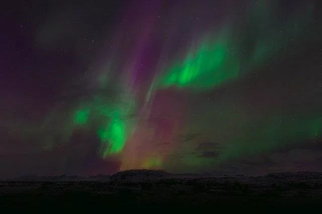 A virtual tour of the northern lights