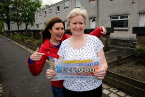 Peoples Postcode Lottery Winners