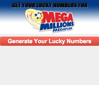Lucky Numbers for Mega Millions