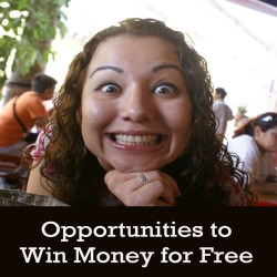 Win money for free