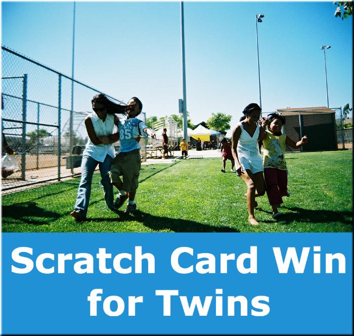 Scratch Card Win