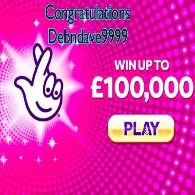 Daily Prize Draw Winner 17-10-2020