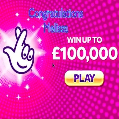 Daily Prize Draw Winner 27-10-2020