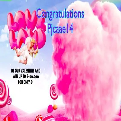 Daily Prize Draw Winner 26-05-2021