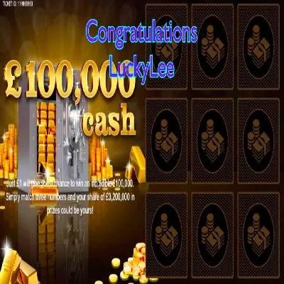 Daily Prize Draw Winner 02-06-2021