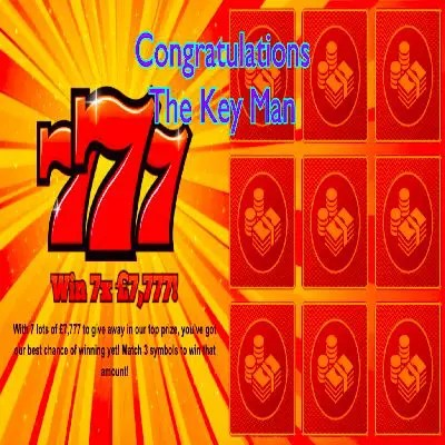 Daily Prize Draw Winner 07-07-2021
