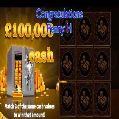 Daily Prize Draw Winner 13-09-2021