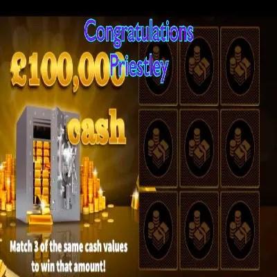 Daily Prize Draw Winner 19-09-2021