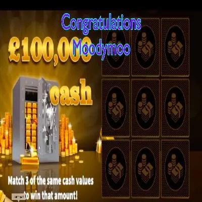 Daily Prize Draw Winner 07-10-2021