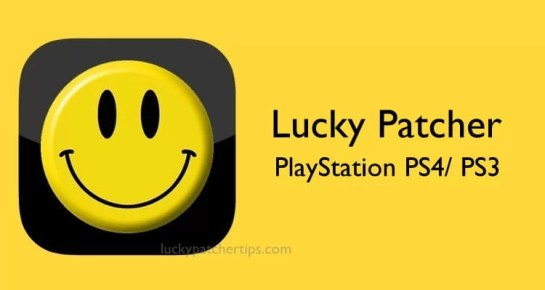 Lucky Patcher PS4/ PS3
