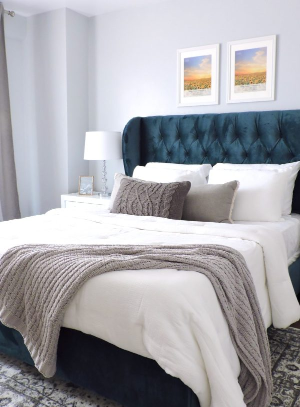 The Linden Project – Bedroom Reveal