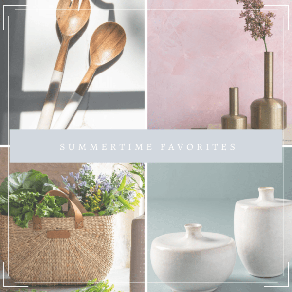 My Summertime Favorites – The Magnolia Line