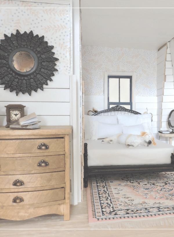 A Mini-Bedroom Update & Haul!