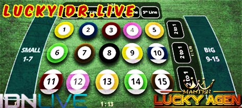 Pemainan Judi Billiard Online IDNLive