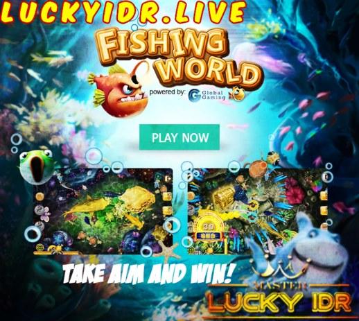 Tembak Ikan Online Terbaru IDNSport | LuckyIDR