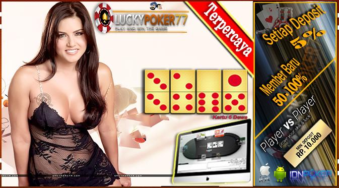 Situs Poker Online - Keuntungan Bermain Poker Online
