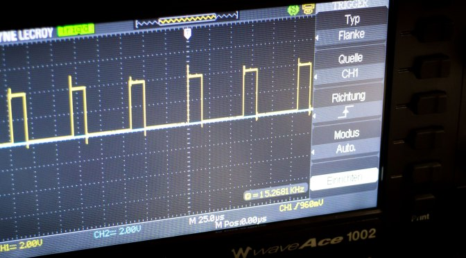 How to Debug Time Critical Code using an Oscilloscope