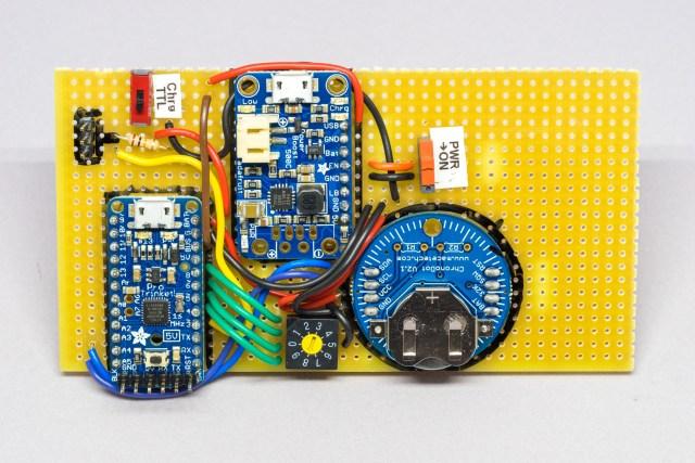Data Logger Controller