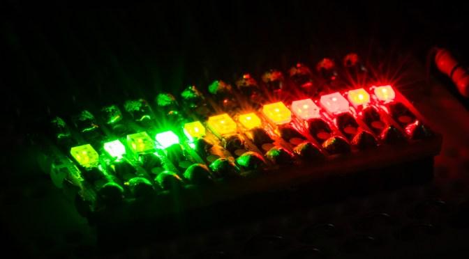 SMD LEDs Tests