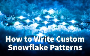 How to Write Custom Snowflake Patterns