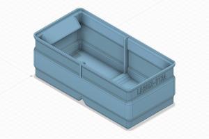 Storage Box for 45º Belt Printer?