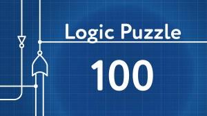 Logic Gates Puzzle 100