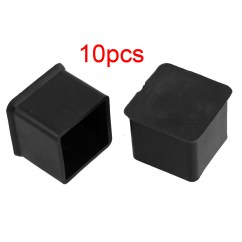 Chair Covers Wholesale China Fishing Feeder Arm Newest 10 Pcs Black 1 Quot X Furniture Square Rubber Foot