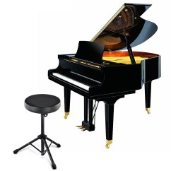 Folding Chair Guitar Chords Ozark Trail 10x Cf712 Music Keyboard Drum Stool Rock