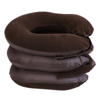 Air Inflatable Pillow Cervical Neck Head Pain Traction ...