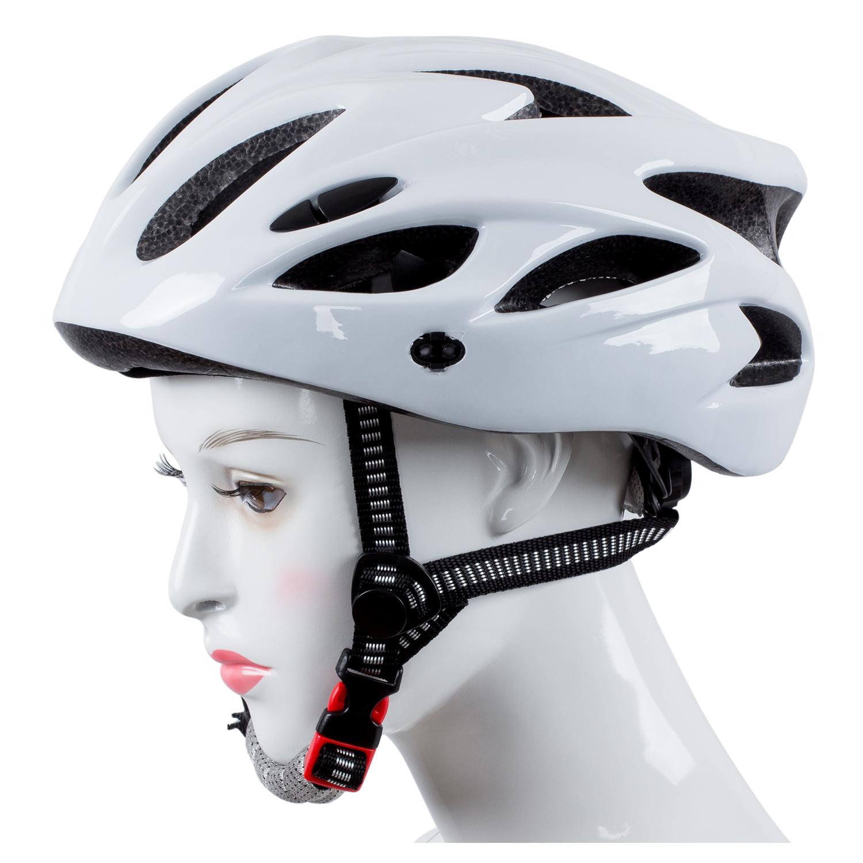 Ya34 Bicycle Helmet Bicycle Safety Helmet Black Size L