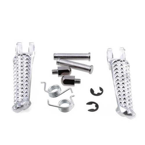 BT Pair Aluminum Alloy Front Foot Rest Pegs for Yamaha YZF
