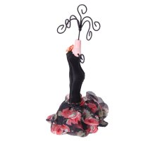 Jewelry Stand Display Holder-Mannequin Earring Necklace ...