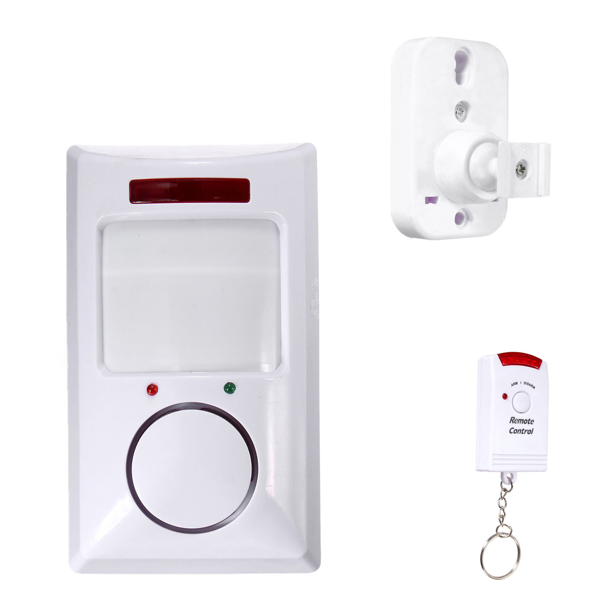motion sensor alternator diagram wiring wireless ir detector 2 remote security