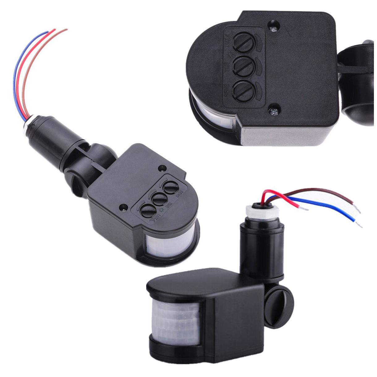 motion sensor volvo v40 wiring diagram b585 led security light infrared pir