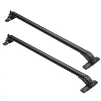 UNIVERSAL ANTI THEFT CAR ROOF BARS - CAR WITHOUT RAILS ...