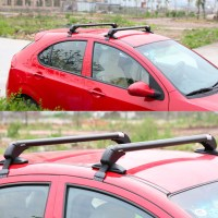 07S8 UNIVERSAL ANTI THEFT CAR ROOF BARS - CAR WITHOUT ...