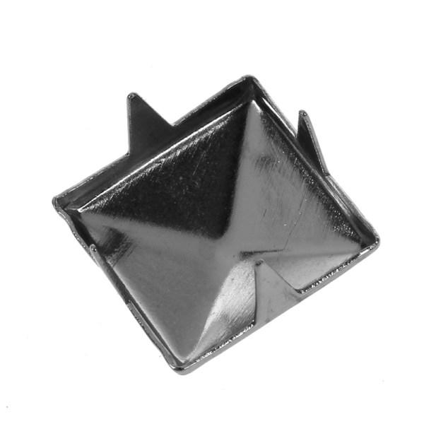 Pcs 10mm Leathercraft Diy Metal Punk Spikes Spots Pyramid Studs Goth-si U9u7 4894462026250