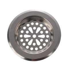 Kitchen Sink Strainers Little Kids 10x 77mm X 55mm 45mm Silver Tone Stainless Steel Image Is Loading