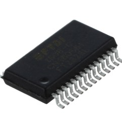 details about ft232 ft232r ft232rl ic usb to rs232 rs 232 serial uart 28 ssop ftdi chip new [ 1100 x 1100 Pixel ]