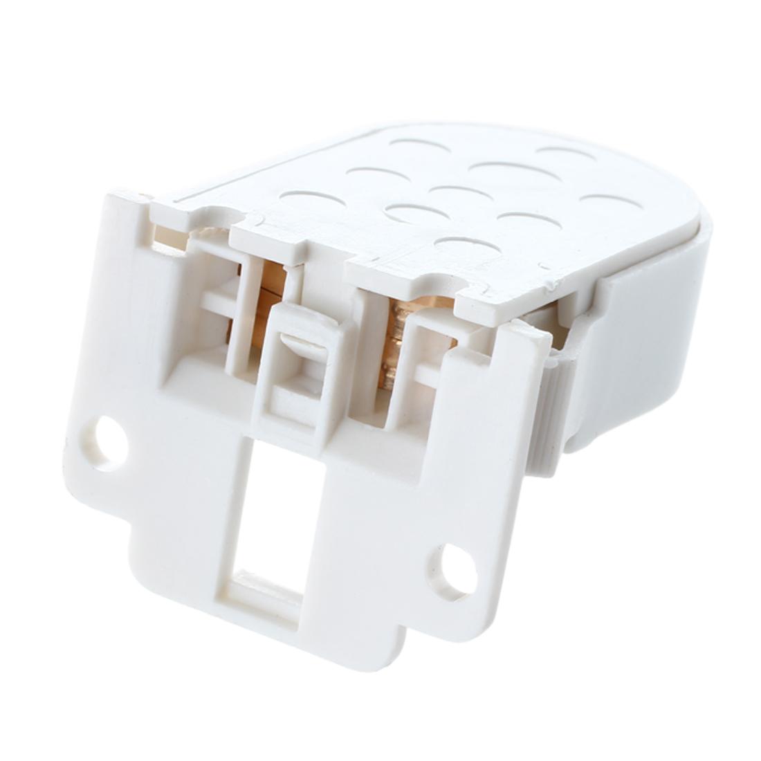 fluorescent light holder msd wiring diagram t8 lighting socket lamp ws wsd7 ebay