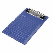 Pad Clip Holder Folder Plastic Clipboard Blue Purple for ...