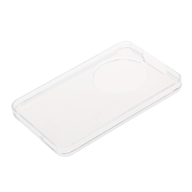 Snap-on Case compatible with Apple iPod Classic Clear K5T5
