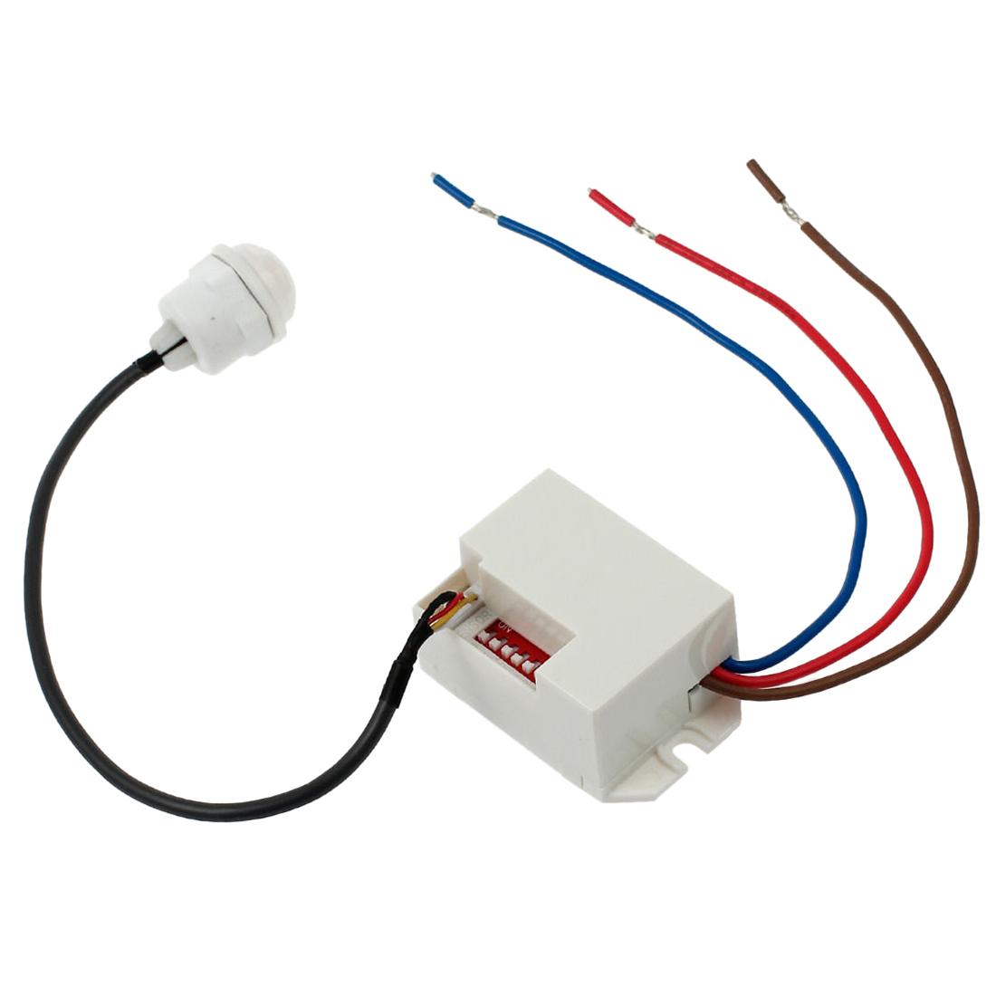 motion sensor 12v winch motor wiring diagram 360 degree recessed pir detector ceiling occupancy
