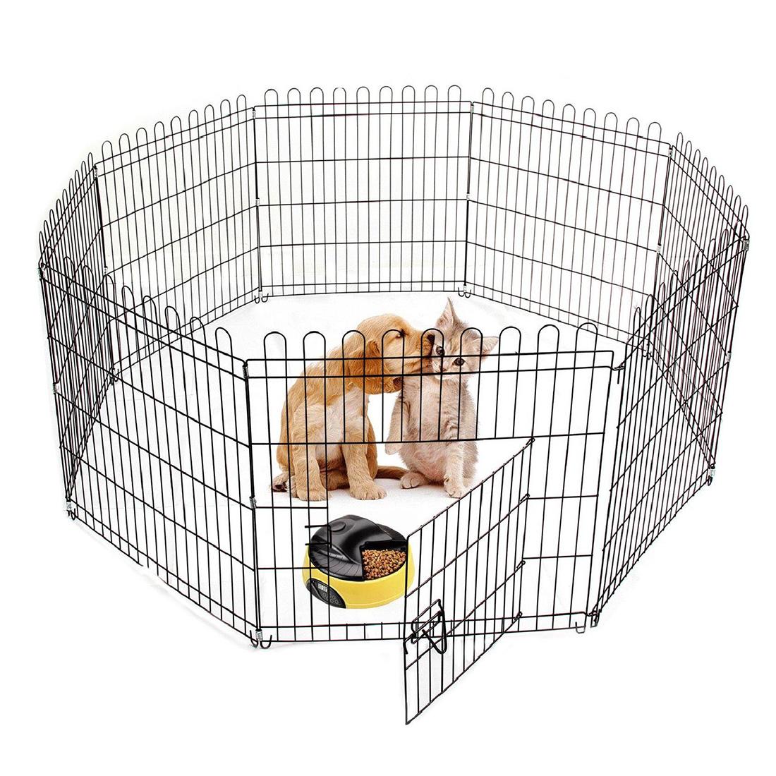 Pet Play Pen Puppy Dog Cat Rabbit Pig Guinea Playpen Run