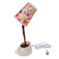 DIY LED Coffee Cup Lamp Home Decoration W7M4 L7H6 | eBay