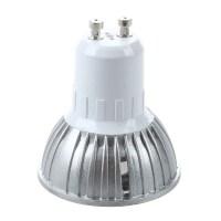 GU10 LAMP LIGHT BULB has 3 LED WARM WHITE 3W 5W 12V C2T7 ...