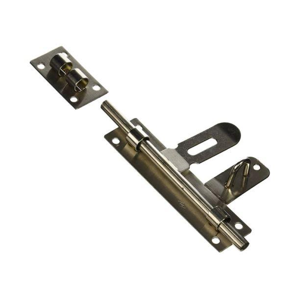 Stainless Steel Door Lock Latch Slide Barrel Bolt Clasp